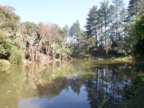 linda chácara em são lourenço bem localizado com lago