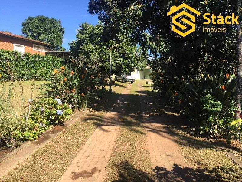 linda chácara no caxambu - jundiaí - 1017 m², totalmente plana fica a 30 metros do asfalto - ch00073