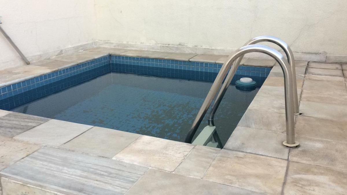 linda cobertura alto da mata barueri piscina privativa196 m2