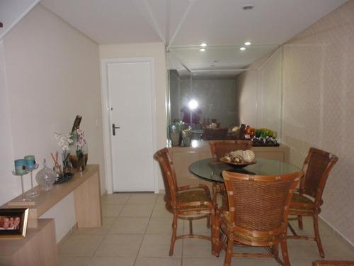 linda  cobertura com 182 m² - ap2772