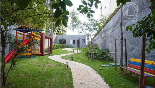 linda cobertura com projeto de arquiteto, no campo belo! - co1052