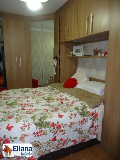 linda cobertura de 1 dorm na nova gerty - ac6718