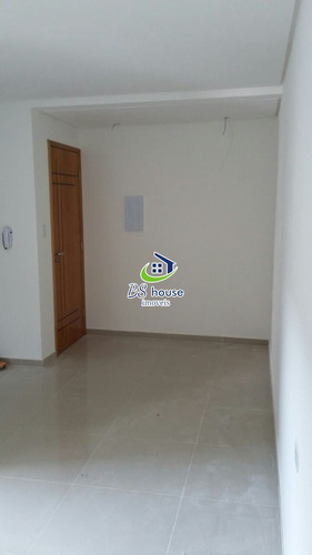 linda cobertura de 124 m² pronto pra morar - 5357