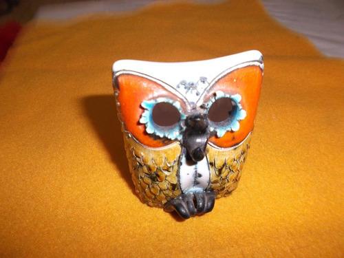 linda coruja, porcelana