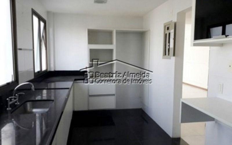linda e ampla cobertura no recreio, com 3 quartos (1 suite), sala ampla, garagem