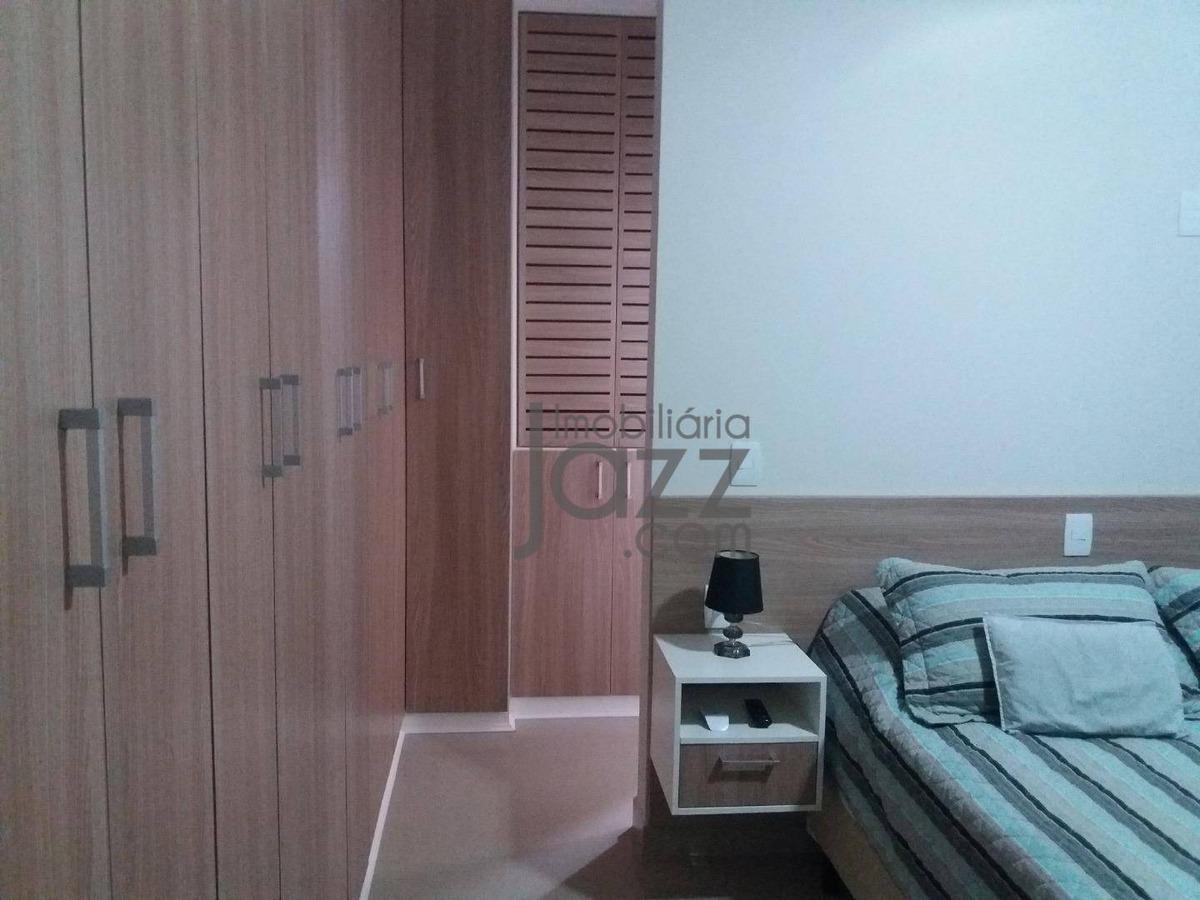 linda e moderna casa térrea no condomínio terras do fontanário, em paulínia - ca4898
