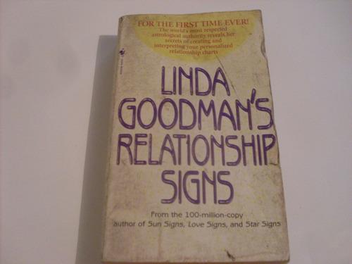 linda goodman relationship signs  libro en ingles
