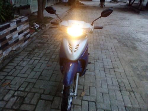 linda kymco modelo 2007 activ 110.