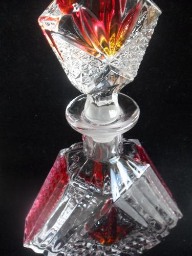 linda licoreira de cristal espessurado