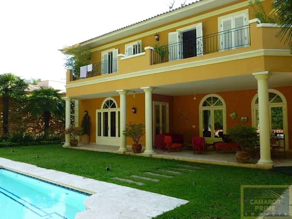 linda mansão no jardim guedala  - eb82870
