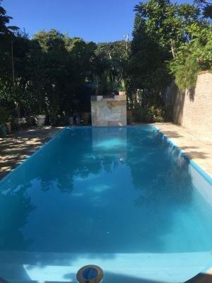 linda mini chácara com piscina e 2 quartos, itanhaém-sp