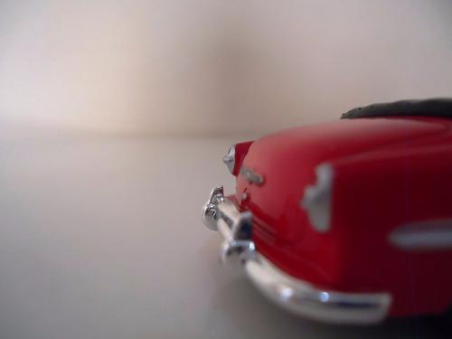 linda miniatura em metal carro antigo chevrolet bel air 1953