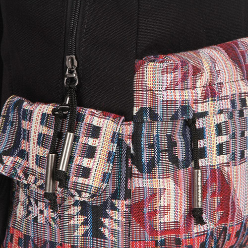 linda mochila jovem feminina cavalera brim preta cva7074