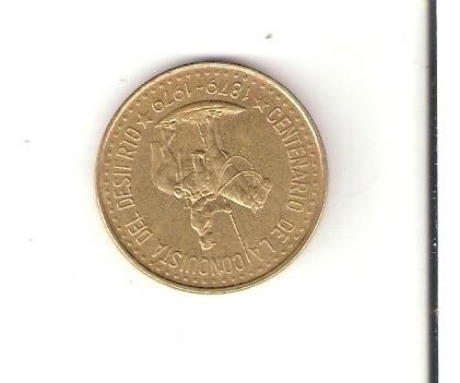 linda moeda argentina - 100 pesos de 1979 - vejam a foto !!!