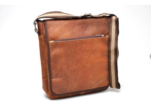 linda pasta carteiro unisex rasz para notebooks - couro :