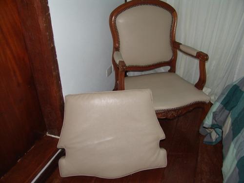 Sala De Estar Com Poltrona Luis Xv ~ Linda Poltrona Luis Xv  R$ 1550,00 em Mercado Livre
