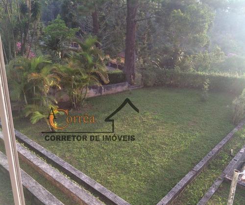linda propriedade com vista panoramica em juquitiba