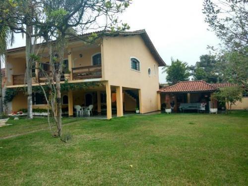 linda residencia em ótimo bairro, 4 quartos, terreno 600 m²