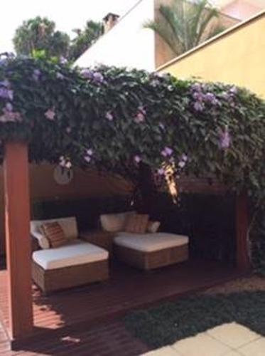 linda residência de luxo no  cond. quinta das laranjeiras - 4356