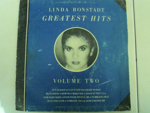 linda ronstadt lp greatest hits vol. two