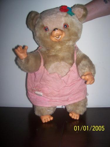 linda ursa peposa década de 80 da devir
