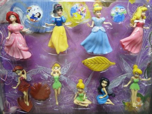 lindas!!!!!! 09 bonecas tinker bell sininho fadas princesas
