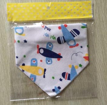 lindas bandanas para bebe niño baberos