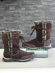 Skechers GO Walk CIty zapato bot n de piel mujer 7805