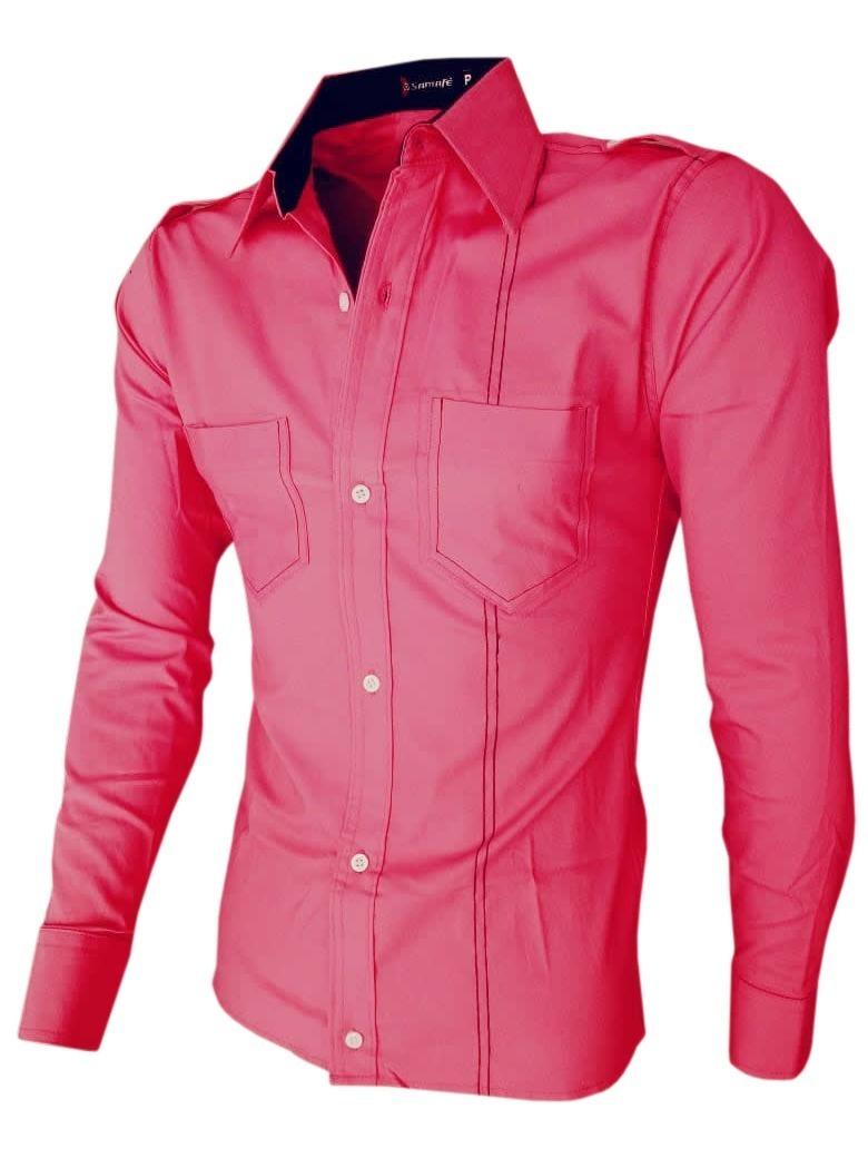 5daa2af9b7 lindas camisas social slim fit pronta entrega promoção md9. Carregando zoom.