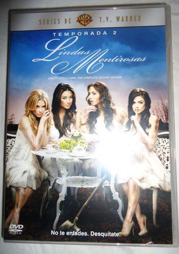 lindas mentirosas pretty little liars temporada 2 dvd