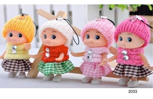 lindas muñecas miniaturas ideales para regalar