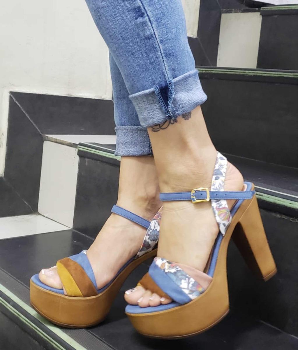 aab00b301d0 lindas sandalias tacón alto mujer - delivery a domicilio ¿. Cargando zoom.