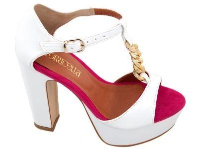 0d5b2eb1b9 Lindas Sandálias Torricela - Taelim Modas. - R  320