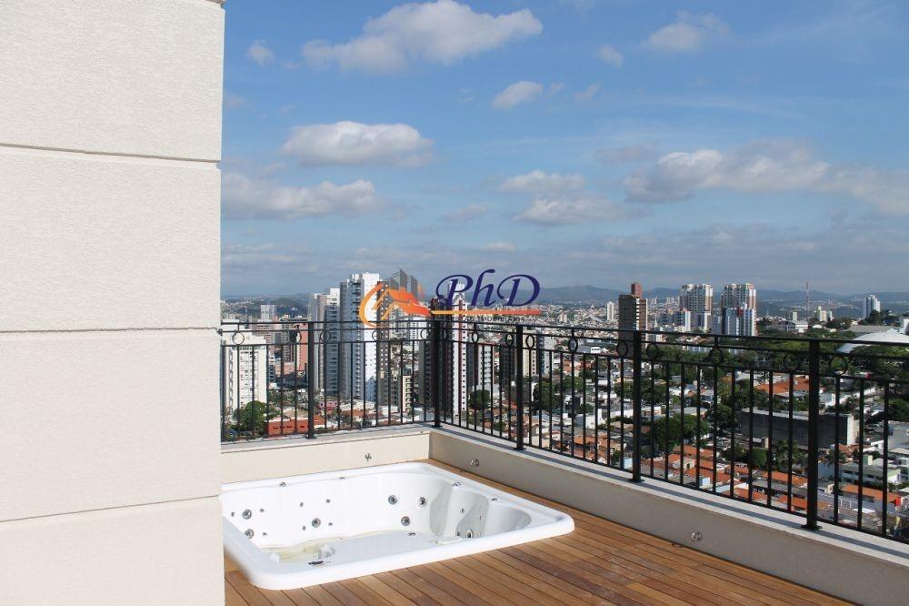 lindenberg jundiaí - cobertura a venda no bairro anhangabaú - jundiaí, sp - ph72089