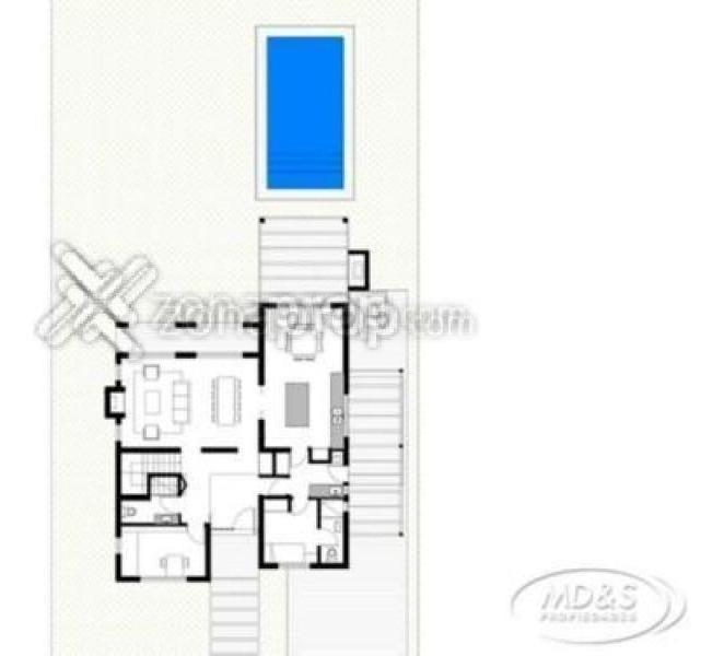 lindisima casa en alisos ref: la 898