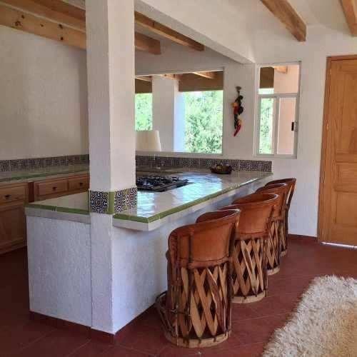 lindísimas  casas en renta en barrio la mora - huasca