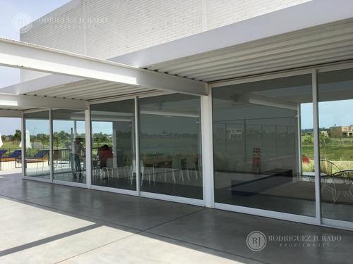 lindísimo lote excelente orientación barrio ceibos - puertos