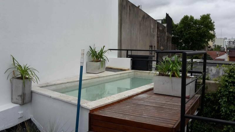 lindisimo ph en palermo soho con terraza