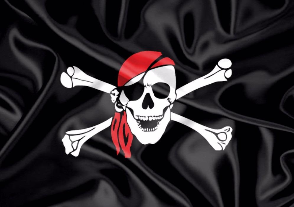 Resultado de imagem para bandeira pirata