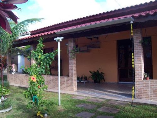 lindíssima casa à 50 metros do mar em itanhaém!! ref.5723 l