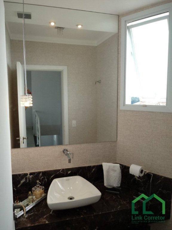 lindíssima casa com 3 dormitórios à venda , 230 m² , totalmente mobiliada por r$ 620.000 - maria andrade residence - águas de lindóia/sp - ca0329