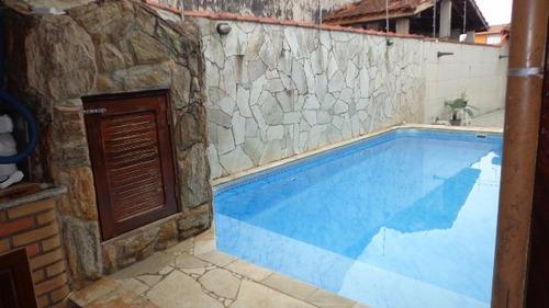 lindíssima casa com piscina um lindo acabamento bal. gaivota