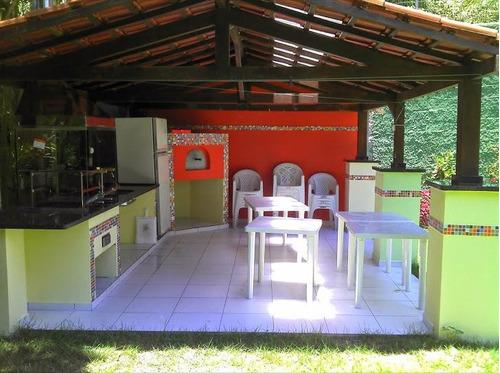 lindíssima casa condomínio granville - enseada - guarujá - ca0058