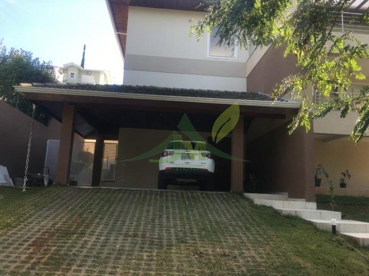 lindissíma casa em atibaia no condominío porto - 979