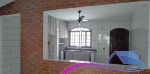 lindíssima casa no cibratel 2, em itanhaém - ref 2673