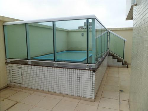 lindíssima  cobertura duplex próximo ao shopping morumbi - brooklin - co0065
