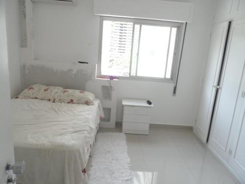 lindíssimo apartamento 2 dormitórios co m 3º reversível - astúrias - guarujá - ap1348