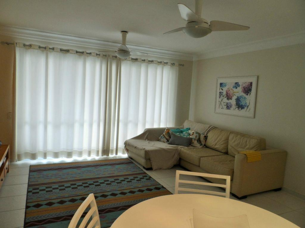 lindissímo apartamento 2ds com saída direto para a praia e lazer - ap0855