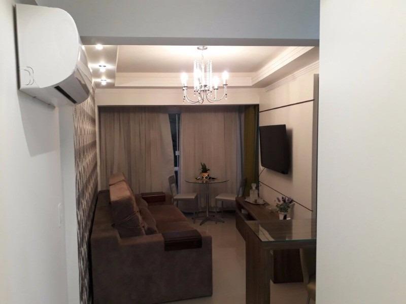 lindíssimo apartamento em prédio com piscina em balneário camboriú - a488 - 4848147