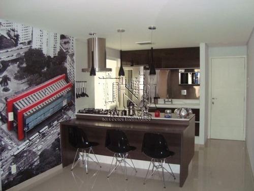 lindíssimo apartamento sacada com churrasqueira